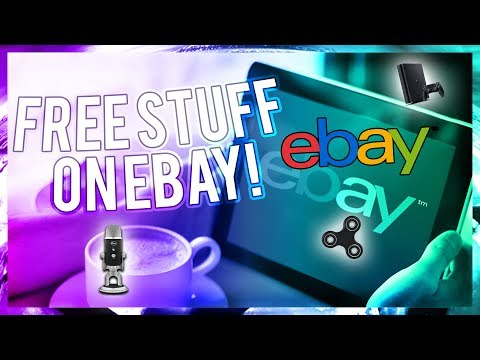 🌟 HOW TO GET FREE STUFF ON EBAY! No Credit Card! [WORKING 2017! ] ✔️️