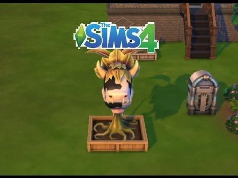 Sims 4: What happens when a cowplant eats a Plant Sim?