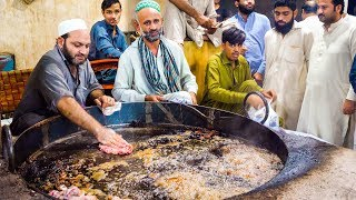 Ultimate CHAPLI KEBABS!   Extreme Pakistani Street Food in Mardan, Pakistan!