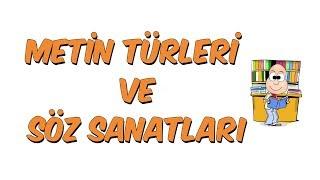 Download Metin Türleri ve Söz Sanatları | 8.1 KAMPI Video