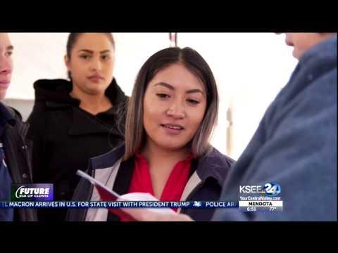 Fresno State Nursing Program's Mobile Clinic