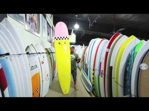 How To Choose a Longboard