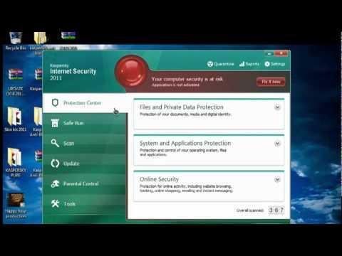 Kaspersky Antivirus 2011 Full License Anti-Blacklist.flv