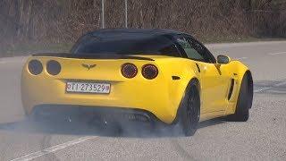 Supercars Leaving Springboks Club Meet! - Aventador S, Corvette Z06, Gallardo & More!
