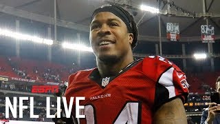 Falcons Moving Slowly With Devonta Freeman