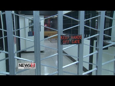 News 8 gets behind the scenes tour of prison reform