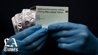 Safety concerns bring hydroxychloroquine testing to a temporary halt