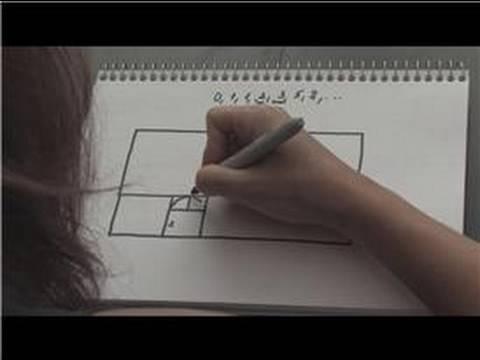 How to Draw : How to Draw a Fibonacci Spiral