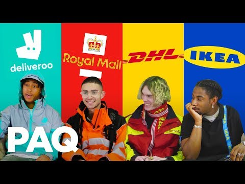 PAQ Ep #3 - Hustling Uniforms from London Workers
