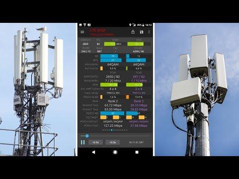 Vodafone UK 2017 Network Roundup: Massive MIMO, Refarm, 4T4R, 256QAM DL/64QAM UL, SDL, Mini Macro