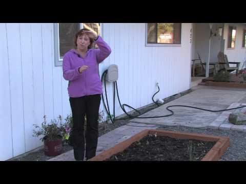 Gardening Tips : Building Raised Vegetable Garden Beds