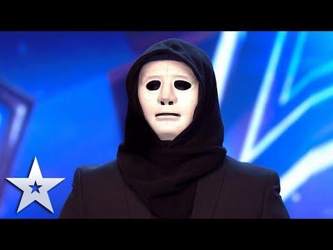 Xxx Mp4 All Of Masked Magician X 39 S BGT Performances Britain 39 S Got Talent 3gp Sex