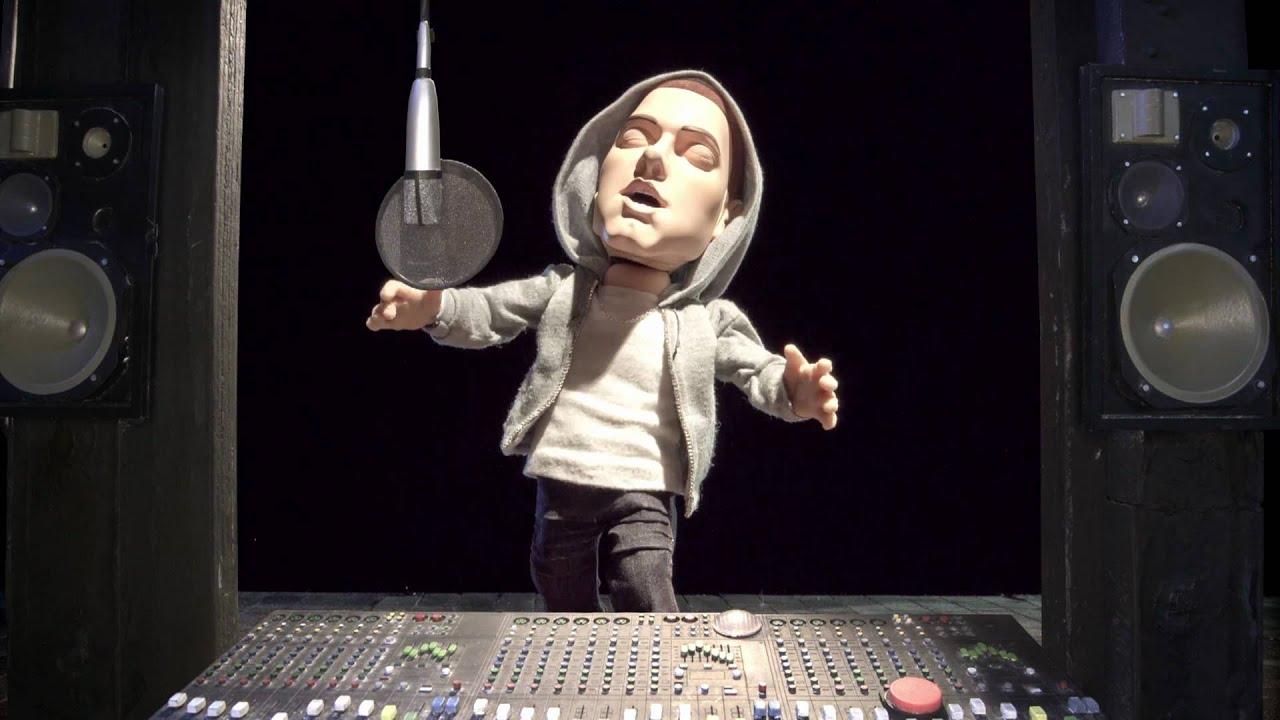 Brisk Eminem Super Bowl Commercial 2011 - Outtakes