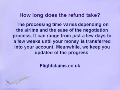 How to claim compensation for delayed flight