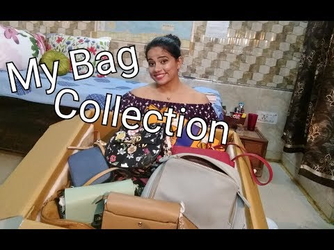 My Everyday Bag Collection | TheLifeSheLoved | Sana K