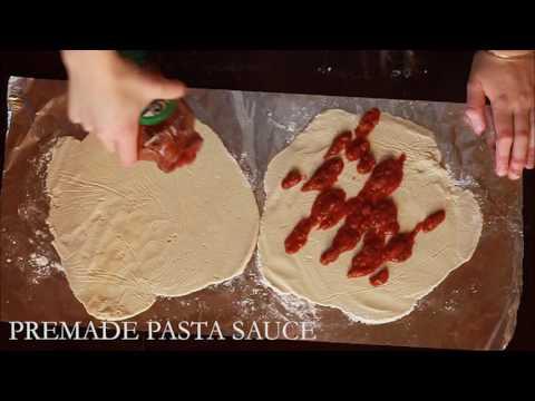 Easy 30 Minute Gluten Free Pizza Crust Recipe