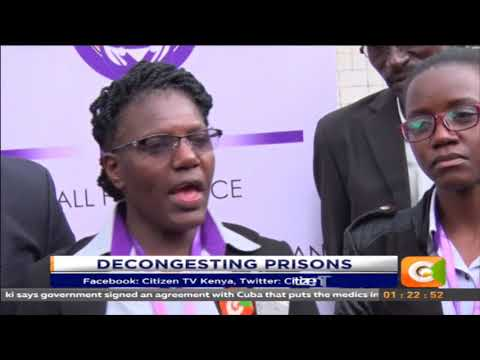 Hearing of remandees' cases at Kapsabet prison kicks off to ease congestion