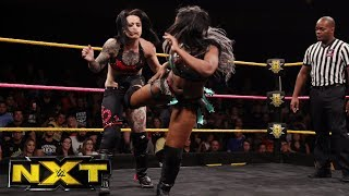 Ember Moon vs. Ruby Riot vs. Sonya Deville - NXT Women
