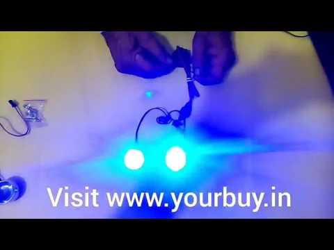 Bike back strobe light brake light Bike Flashing Lights.