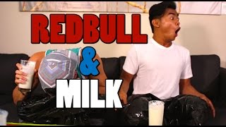 Download Redbull and Milk Challenge Video