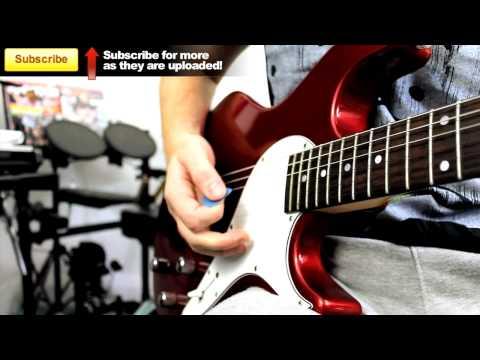 4 Surprisingly Easy Secrets To Pinch Harmonics - Guitar Lessons (Squeal Technique)