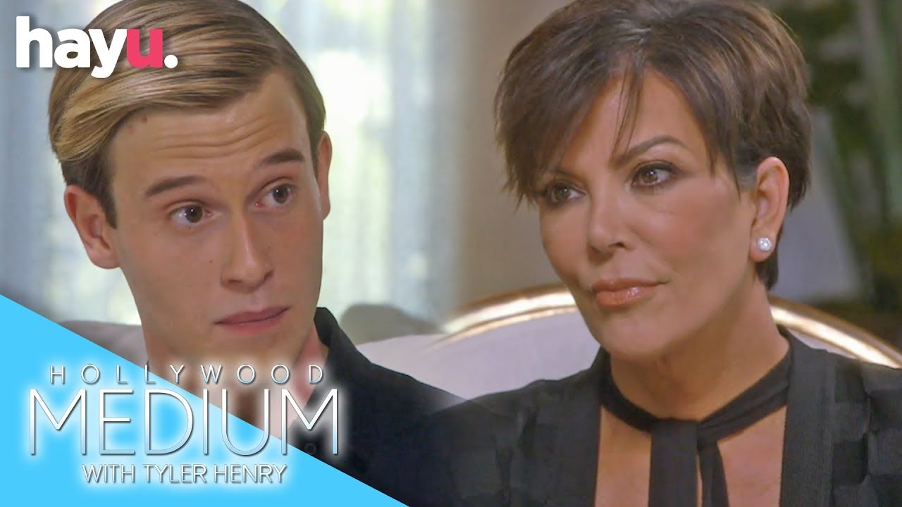 Tyler Knew Kris Wanted To Change Her Windows Before Anyone Else Did!   Hollywood Medium
