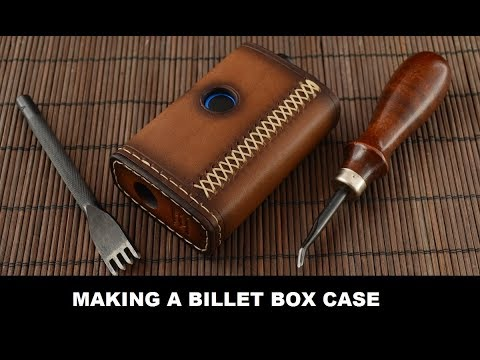 Making a Billet Box Case / How to make a Billet Box Sleeve
