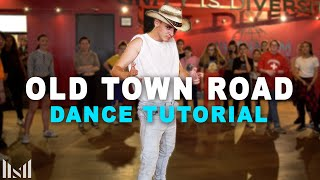 Download OLD TOWN ROAD - Lil Nas X & Billy Ray Cyrus Dance Tutorial | Matt Steffanina Video