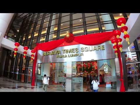 180129 CNY at Berjaya Times Square