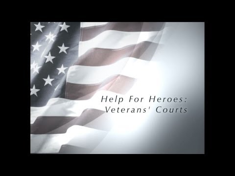 Court Stories: Help for Heroes - Veterans' Courts