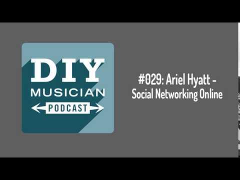 #029: Ariel Hyatt – Social Networking Online