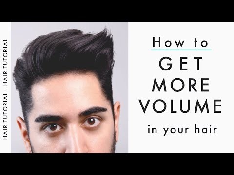 Tips / Hacks For Volume And Texture - Men's hair tutorial  ✖ James Welsh