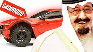 #x202b;سيارات فريدة من نوعها...و لا أحد يمتلكها غير الشيوخ العرب !!!#x202c;lrm;