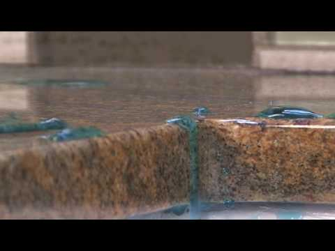 How to seal granite countertops to prevent stains