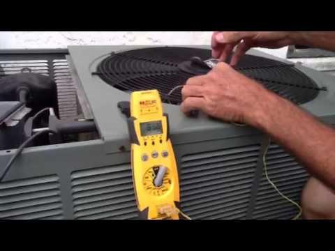 Condenser Ambient Temperature