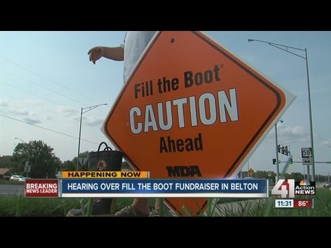 Will Belton firefighters be paid for charity work?
