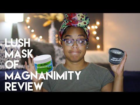 LUSH MASK OF MAGNAMINTY REVIEW + QUEEN HELENE MINT JULEP COMPARISON | Danielle Renée