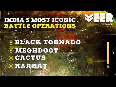 Battle Ops | India's Iconic Battle Operations | Promo | Veer By Discovery | बैटल ऑप्स | सैन्य अभियान