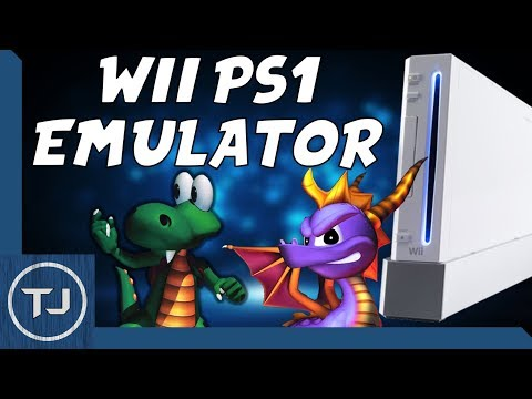 How To Play PS1 ISO's On The Wii (WiiSXR) PS1 Emulator 2017!