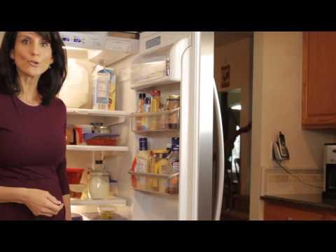Child Safety Tip   Dreambaby Refrigerator Latch