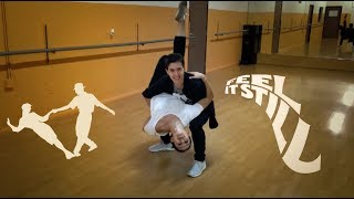 Jive Choreo to #Feelitstill @PortugalTheMan @DanceOn