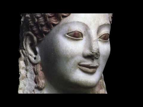Peplos Kore from the Acropolis