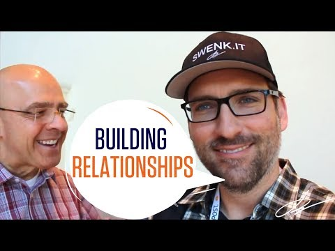 BUILDING RELATIONSHIPS TO GROW YOUR MARKETING AGENCY | SwenkToday #117