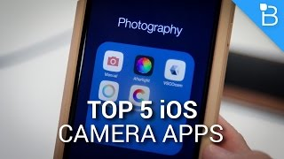 Top 5 Camera Apps For Ios Edit Photos Like A Pro