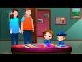 ChuChu TV Huevos Sorpresas de Policías – Episodio 11 - El Elefante Mágico (Colección)   ChuChu TV