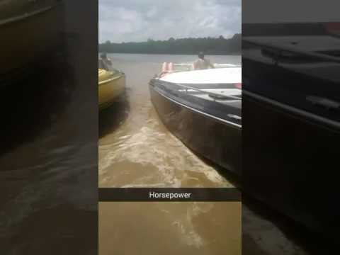 TN river powerboats scarab baja's