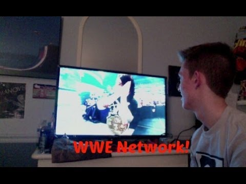 WWE Network PS3 HOW TO Download Tutorial & WWE Network REVIEW, I'm on the NETWORK!
