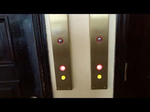 Gated PEECO PTLevators - Hotel Mayflower - San Francisco, California