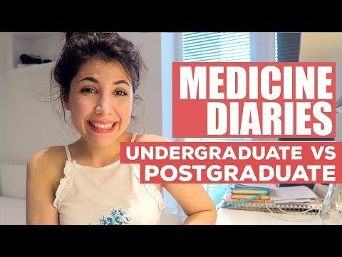 Postgraduate Vs. Undergraduate Medicine + A Catch Up! | Medicine Diaries #2 | Atousa