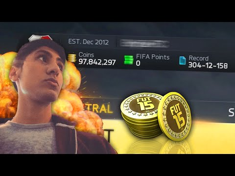 WHAT!!! EA SPORTS SELLING COINS?! - FIFA 15 Ultimate Team Random Facts!!